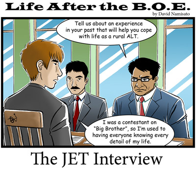 Life after the BOE